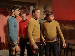 Spectre of the Gun Star Trek