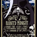 haunted midnights at comedy store