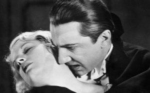 DRACULA 1931 Bela Lugosi and Francis Dade