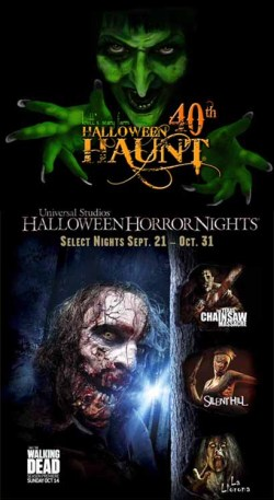 Knott's Halloween Haunt