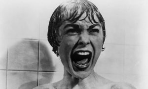 PSYCHO Janet Leigh in shower