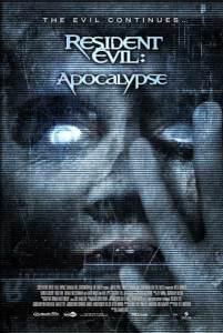 RESIDENT EVIL APOCALYPSE poster vertical