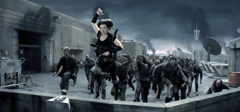 Film Review - Resident Evil: Afterlife (2010)