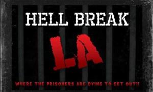Hell Break L.A. logo