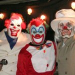 Horror on Frankel Street Dark Carnival Clowns