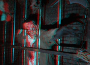 A 3D maze monster lurking within Castle Dark