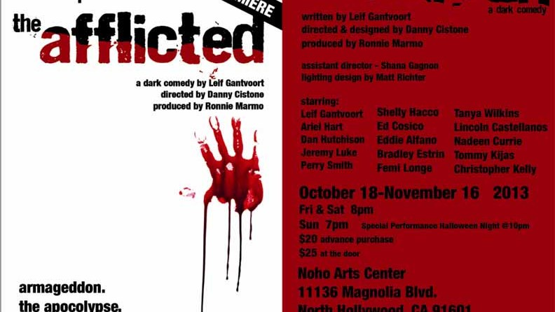 The Afflicted flier