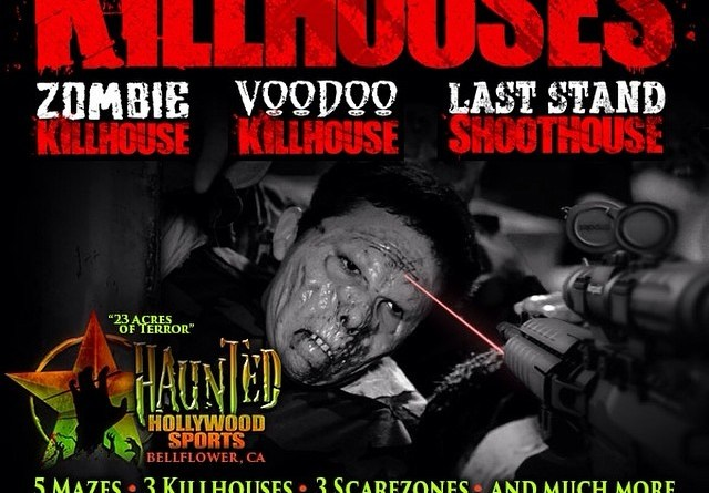 Haunted Hollywood Sports 2014