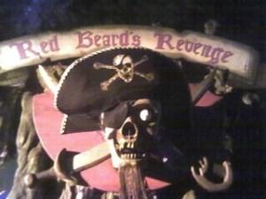 Knott's Red Beard's Revenge 2005