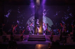 Knott's Halloween Haunt Elvira