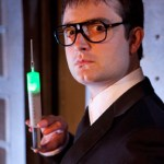 Graham Skipper as Herbet West - Reanimator