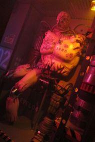 Backwoods Maze: Cyborg