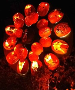 Rise of the Jack O'Lanterns 2014: Chinese Zodiac