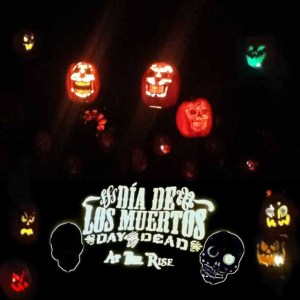 Rise of the Jack O'Lanterns 2014: Dia De Los Muertos