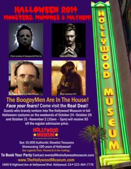 Monsters, Mummies & Mayhem