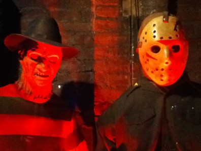 Freddy and Jason
