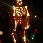 Rise of the Jack O'Lanterns 2014: Skeleton
