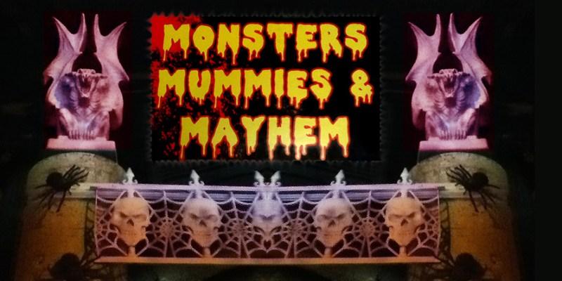 Dungeon of Doom: Monsters Mummies & Mayhem