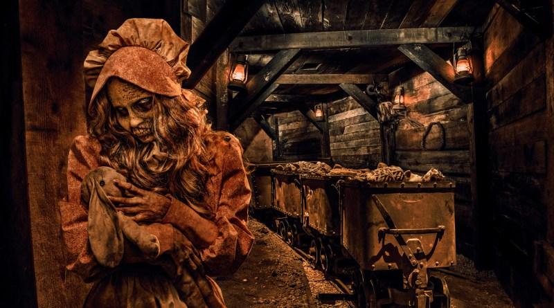 Knott's Halloween Haunt 2015: My Bloody Clementine