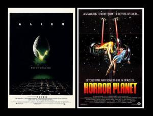 Alien & Horror Planet