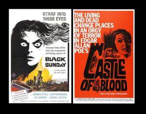 Black Sunday & Castle of Blood