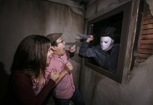 Halloween: Michael Myers Comes Home. Photo by David Sprague