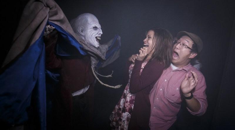 Halloween Horror Nights mazes 2015. Photo by David Sprague