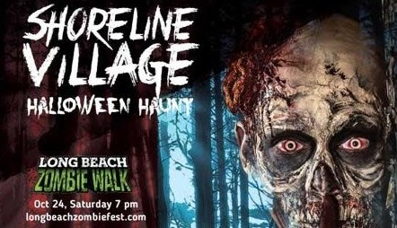 shoreline village halloween haunt 2015 hollywood gothique - Halloween Haunt Schedule