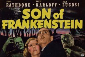 Son of Frankenstien artwork