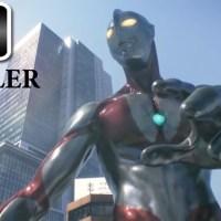 Ultraman (2016) official trailer in HD