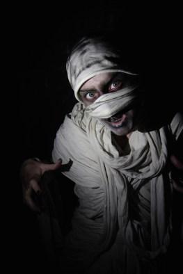 Urban Death Tour of Terror at Zombie Joe's Underground Theatre 101