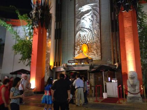 Graumans Chinese Theatre Hollywood