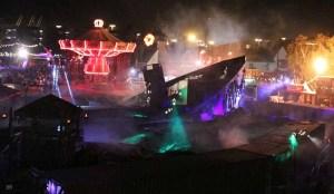 Queen Mary Dark Harbor 2014 Dead Rise