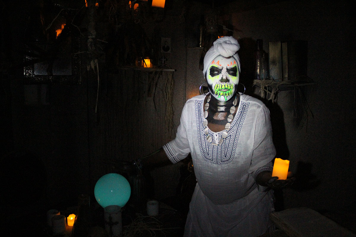 Haunt Review: Queen Mary Dark Harbor   Hollywood Gothique