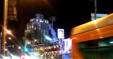 West Hollywood Sunset Strip. Copyright 2015 Steve Biodrowski