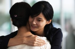 "Seo-Yeon (Ye-ryeon Cha) is incredibly happy to see the ""friend"" who betrayed her."