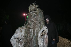 Monsters lurking in Dark Harbor