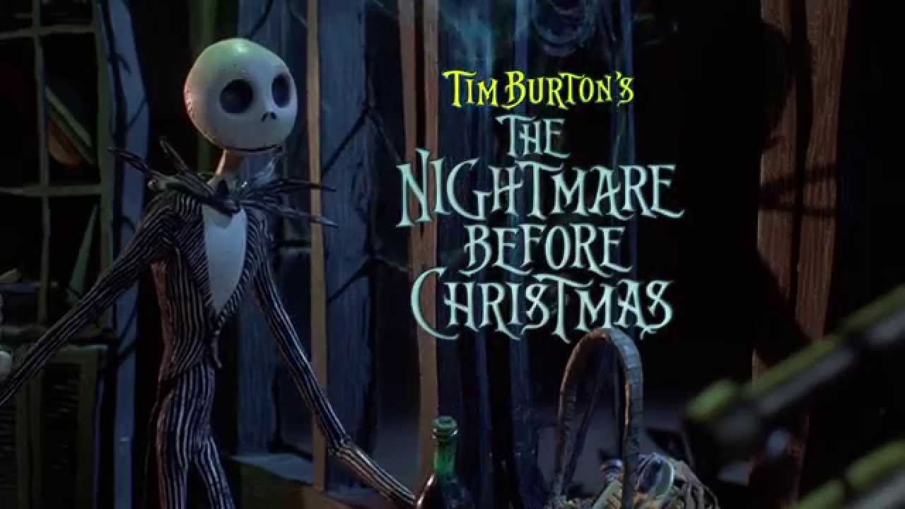Nightmare Before Christmas live to film with Danny Elfman ...
