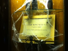 More Halloween wine tasting on the Queen Mary