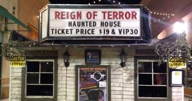 Reign of Terror 2016 box office