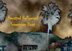 Haunted Hollywood Scavenger Hunts