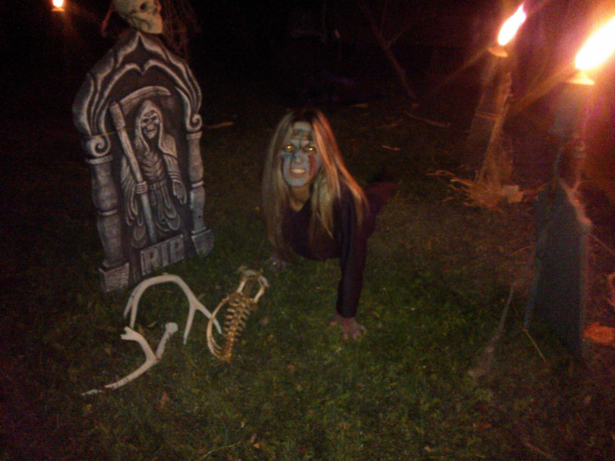 Husars Western Halloween Haunt | Hollywood Gothique