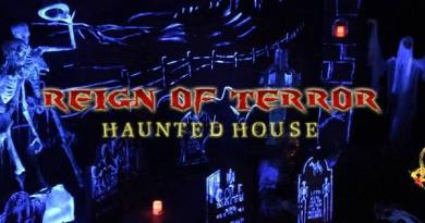 Reign of Terror Haunted House 2016 logo