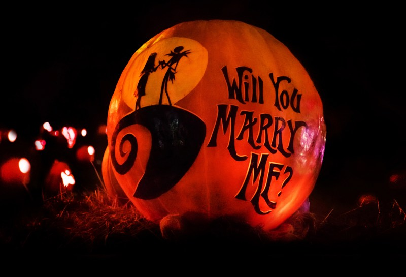 Rise of the Jack O'Lanterns Nightmare Before Christmas