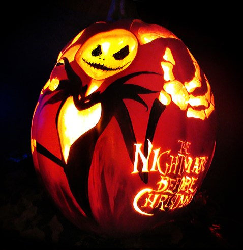Rise of the Jack O'Lanterns nightmare