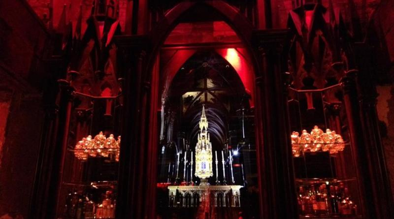 Clifton's Gothic Bar Review