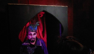 Queen Mary Dark Harbor 2017