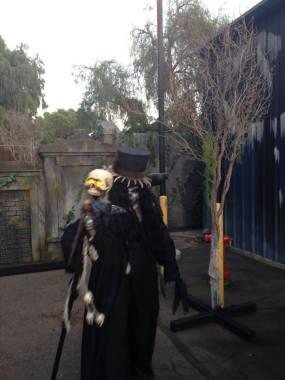 Knotts Scary Farm 2017 Voodoo demon 1