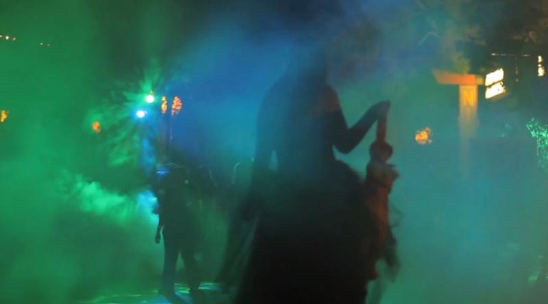 Six Flags Magic Mountain Fright Fest 2017