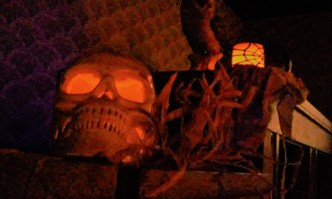 The October Country Halloween Lounge 2017
